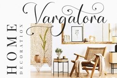 Angelonia - Modern Calligraphy Font Product Image 5