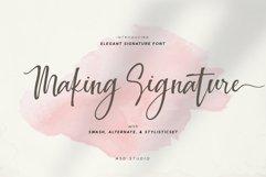Making Signature Product Image 1