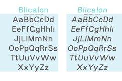 Blicalon - modern sans serif Product Image 2