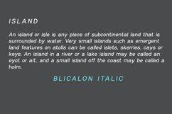 Blicalon - modern sans serif Product Image 4