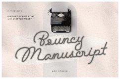 Bouncy Manuscript Product Image 1