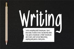 Grah Handrwitten Display Font Product Image 5