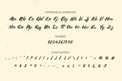 Gelato - Handwritten Font Product Image 3