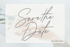 Gia Cristine - Elegant Signature Font Product Image 3