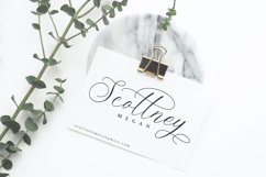 Giordan - Romantic Calligraphy Font Product Image 2