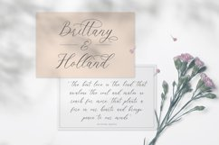 Giordan - Romantic Calligraphy Font Product Image 6