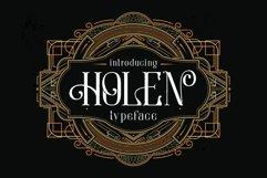 Holen Typeface Product Image 1