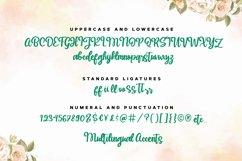 Hudiya - Modern Lovely Script Product Image 5