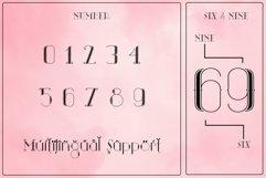 Jassmine Typeface Product Image 2