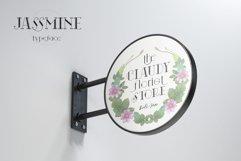 Jassmine Typeface Product Image 4