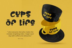 Life Hacks - Playful Display Font Product Image 5
