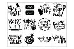 Happy Kitchen SVG Cut File Bundle Product Image 3