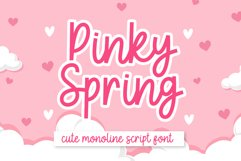 Pinky Spring Product Image 1