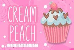 Cream Peach Product Image 1