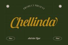 Chellinda Bold Script Product Image 1