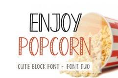 Enjoy Popcorn Product Image 1