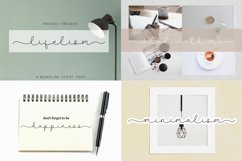All In One Script Font Big Bundle Product Image 5