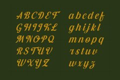Chellinda Bold Script Product Image 6