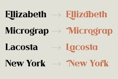 Carlosea Classic Serif Product Image 3