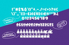 Break Snooze - Layered Fonts Product Image 6