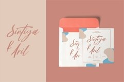 Web Font Prilly - The Beauty Signature Font Product Image 2