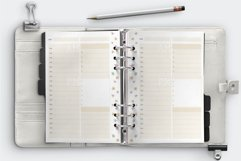 Printable Daily Planner Insert Product Image 4