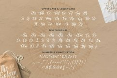 Web Font Priscale Product Image 4