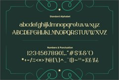 merry xmas font Product Image 3