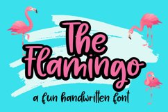 The Flamingo Product Image 1