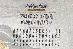 Problem Solver - Playful Display Font Product Image 6