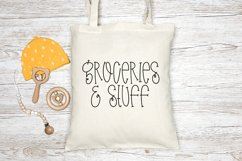 Sightseeing - A Quirky Handlettered Font Product Image 3