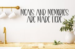 Hayfield - A Quirky Handlettered Font Product Image 3