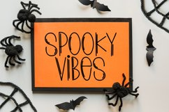 Scarecrow Field - A Quirky Handlettered Font Product Image 4