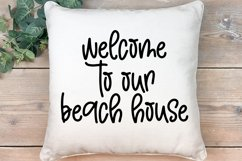 Beach Please - A Handlettered Font Pair Product Image 4