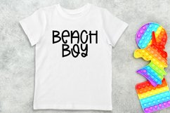 Beach Camping - A Quirky Handlettered Font Product Image 3