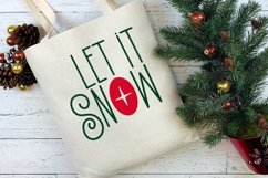 Holiday Smiles - A Quirky Christmas Font Product Image 4