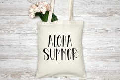 Beach Party - A Quirky Handlettered Font Product Image 3