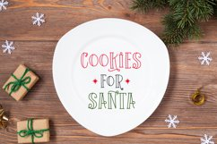 Holiday Weekend - A Quirky Christmas Font Product Image 3