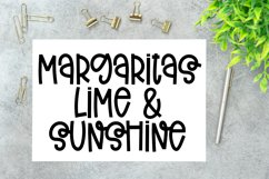 Berry Picking - A Quirky Handlettered Font Product Image 2