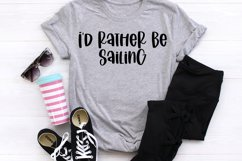 Sailing Vacation - A Quirky Handlettered Font Product Image 3