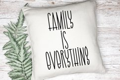 Lazy Days - A Tall Handlettered Font Product Image 4