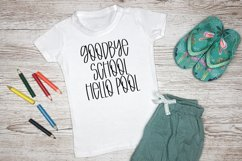 Mango Mojito - A Quirky Handlettered Font Product Image 2