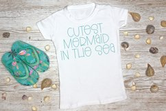 Tropical Beach - A Quirky Handlettered Font Product Image 3