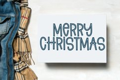 Christmas Margarita - A Quirky Christmas Font Product Image 3