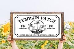 Fall For Fall SVG Bundle   Autumn Design Bundle Product Image 5