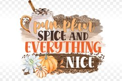 Fall Sublimation Bundle - Fall PNG Sublimation - Autumn png Product Image 4