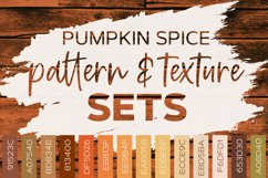 Pumpkin Spice Fantasy Gradients - 12 Seamless Patterns Product Image 5