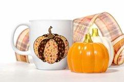 Sublimation Fall Pumpkin Design Product Image 2