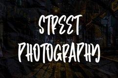 Web Font Punkers - Graffiti Display Font Product Image 3