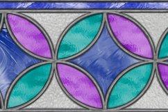 Mug Wrap Stained Glass Sublimation Product Image 3